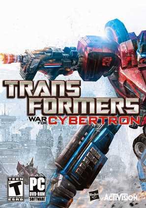 Transformers 3 La Guerra por Cybertron [Full] Español [MEGA]
