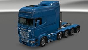 Scania Streamline HD textures
