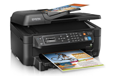 Epson WorkForce WF-2650 Review - Free Download Driver