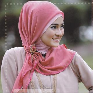 Model Jilbab Kebaya Cantik