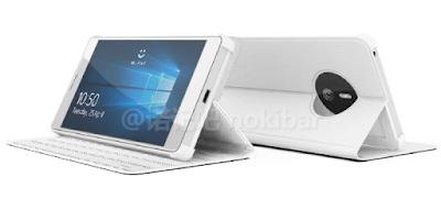 Beginikah Bentuk Dari Microsoft Surface Phone?