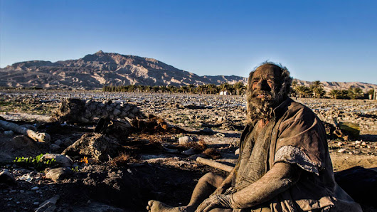 The Story Of Old Man Who Didn't Bathed For 60 Years Showed Us The Path Of Happiness