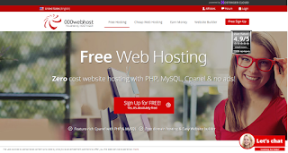 Free Web Hosting And Domain With CPanel
