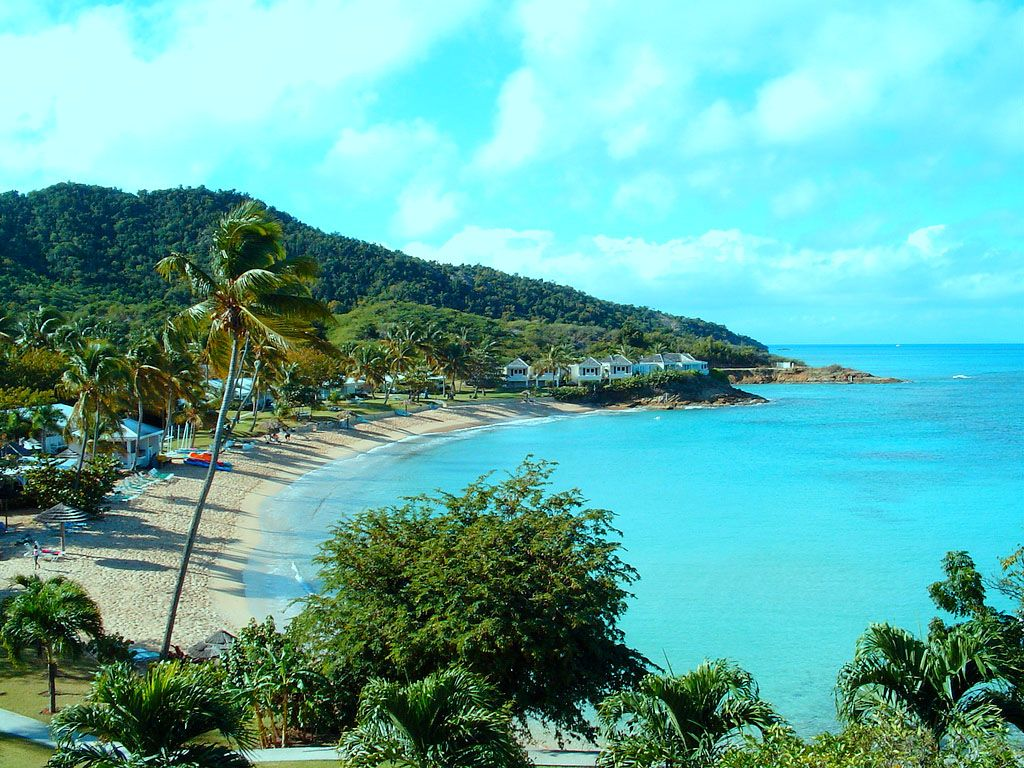 destinations travel exotic beaches island vacation beach antigua places barbuda destination cruise spot fauna picturesque reefs numerous flora coral addition