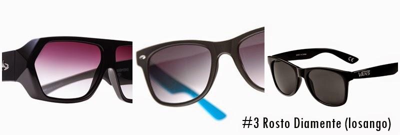d218113566c8e Os modelos mais adequados são os óculos retos com pontas arredondados. É  justamente essa curvatura das pontas que suaviza o formato dele. Não são  indicados ...