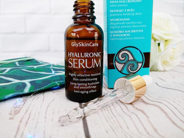Serum z kwasem hialuronowym GlySkinCare