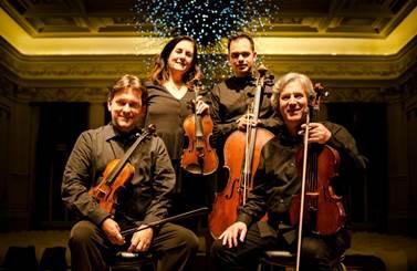 Quarteto de Cordas se apresenta com Fernando Cordella