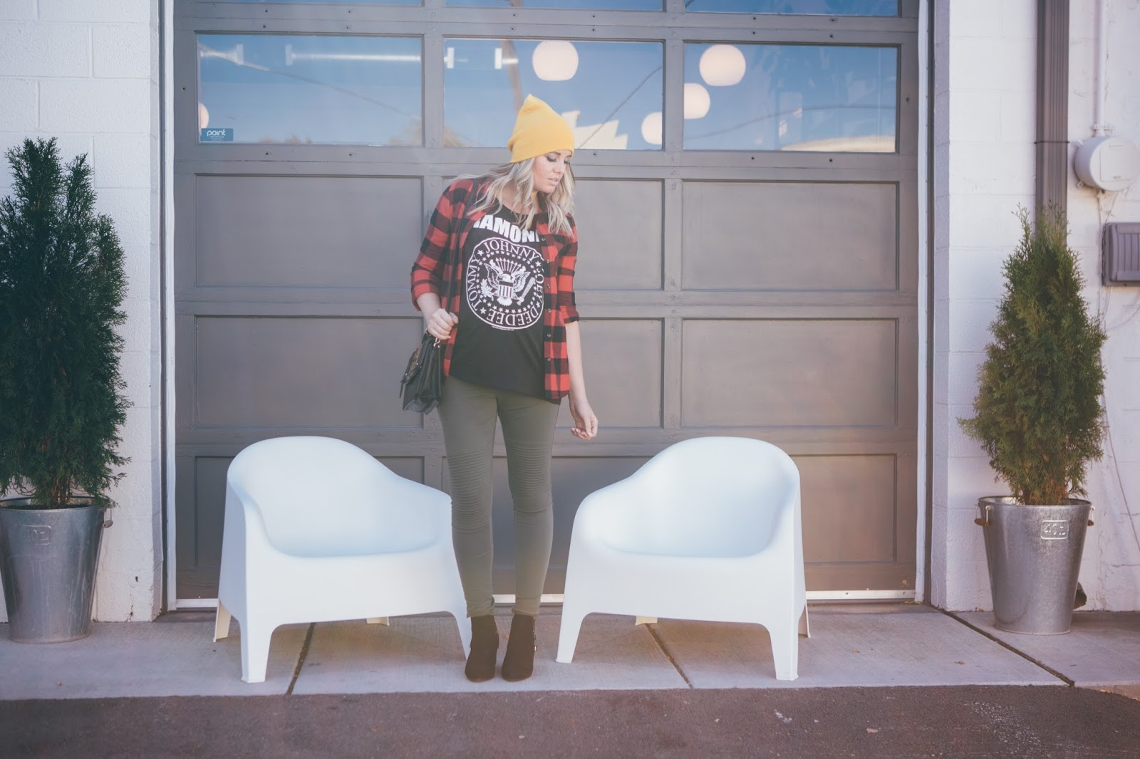 Maternity Outfit, Ramones Top, Pregnant Outfit, Utah Fashion Blogger