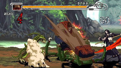 Guilty Gear Judgment PSP