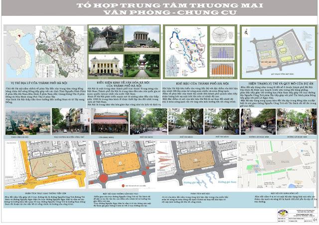 gach bong-11118501_788955677878785_1514709518612267539_o Đồ án tốt nghiệp KTS - Tổ hợp TTTM - chung cư - văn phòng