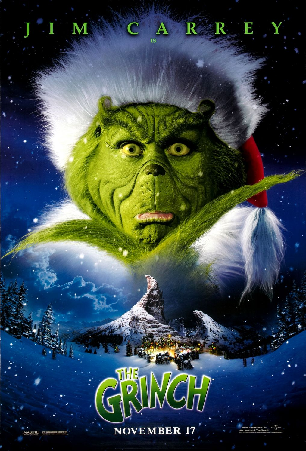 How the Grinch Stole Christmas (2000) ταινιες online seires oipeirates greek subs