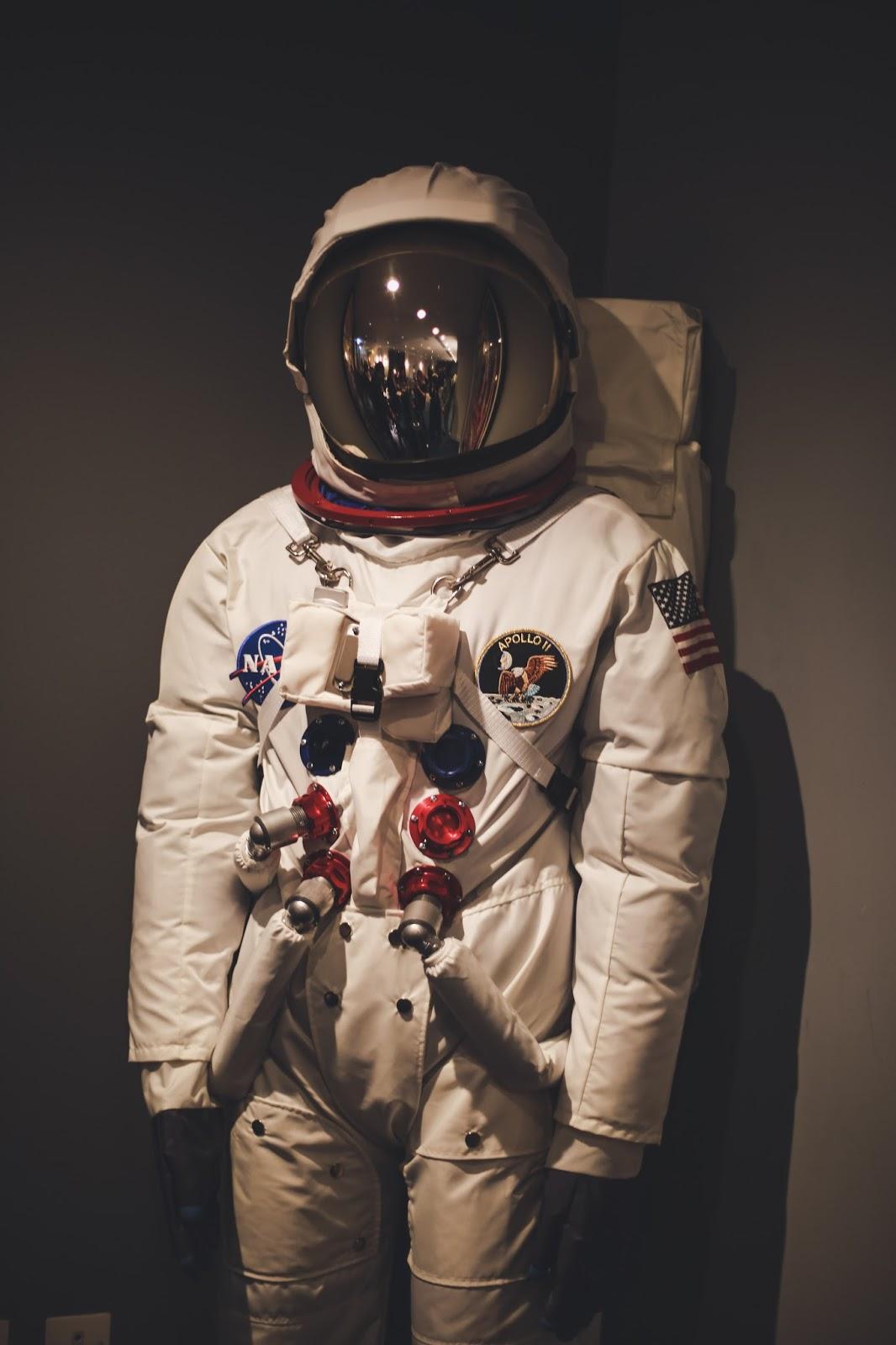 cosmonaute NASA