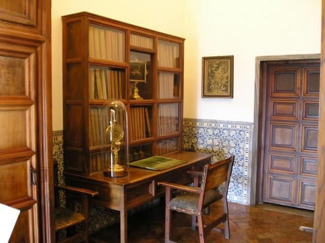 Palácio de Filipe II no El Escorial