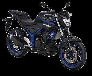 Harga Kredit Motor Yamaha MT25 Terbaru