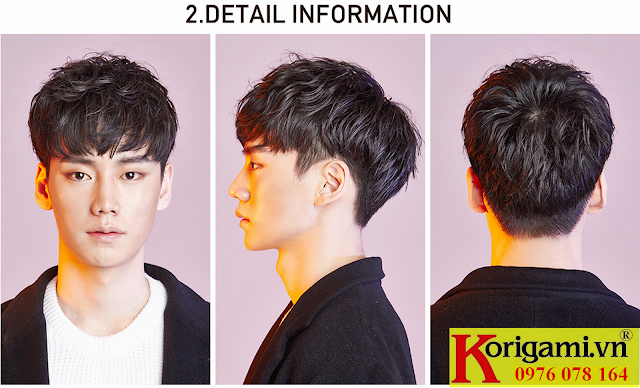 2016, đẹp nhất, Hàn Quốc, kiểu tóc nam, tóc nam, tóc nam hàn quốc, TWO BLOCK CUT, uốn xoăn sóng