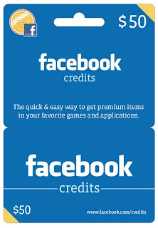 get free Facebook Credits.