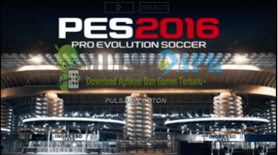 Game PES 2016 Panda Patch by Ascend DeGea PPSSPP For Android