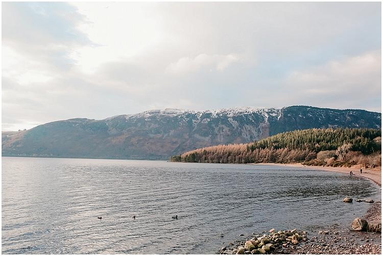 scotland highlands loch ness wedding