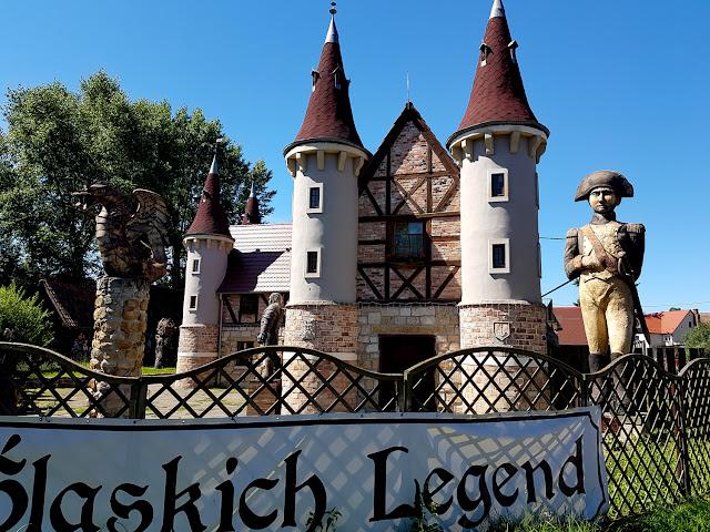Zamek Śląskich Legend w Pławnej
