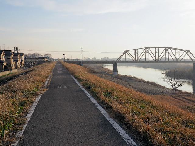 江戸川 東武野田線