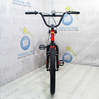 20 Inci Wimcycle Arrow Police BMX Bike