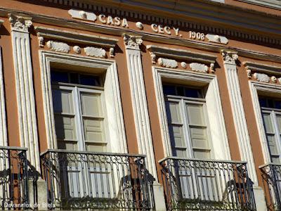 Paranaguá - Turismo histórico - Casa Cecy