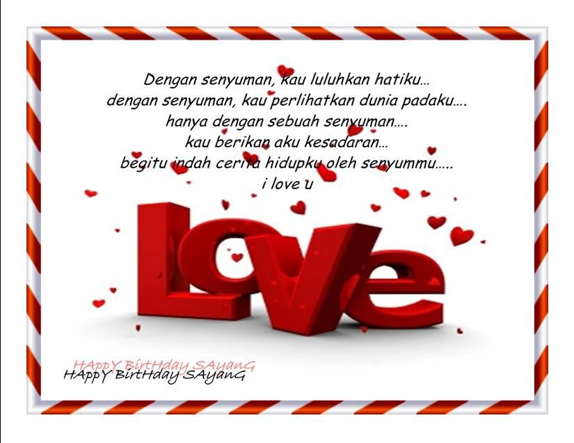 Ucapan Selamat Ulang Tahun Untuk Kekasih Tercinta Ucapan