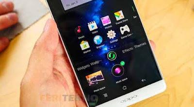 mengatasi bilah status error di handphone android