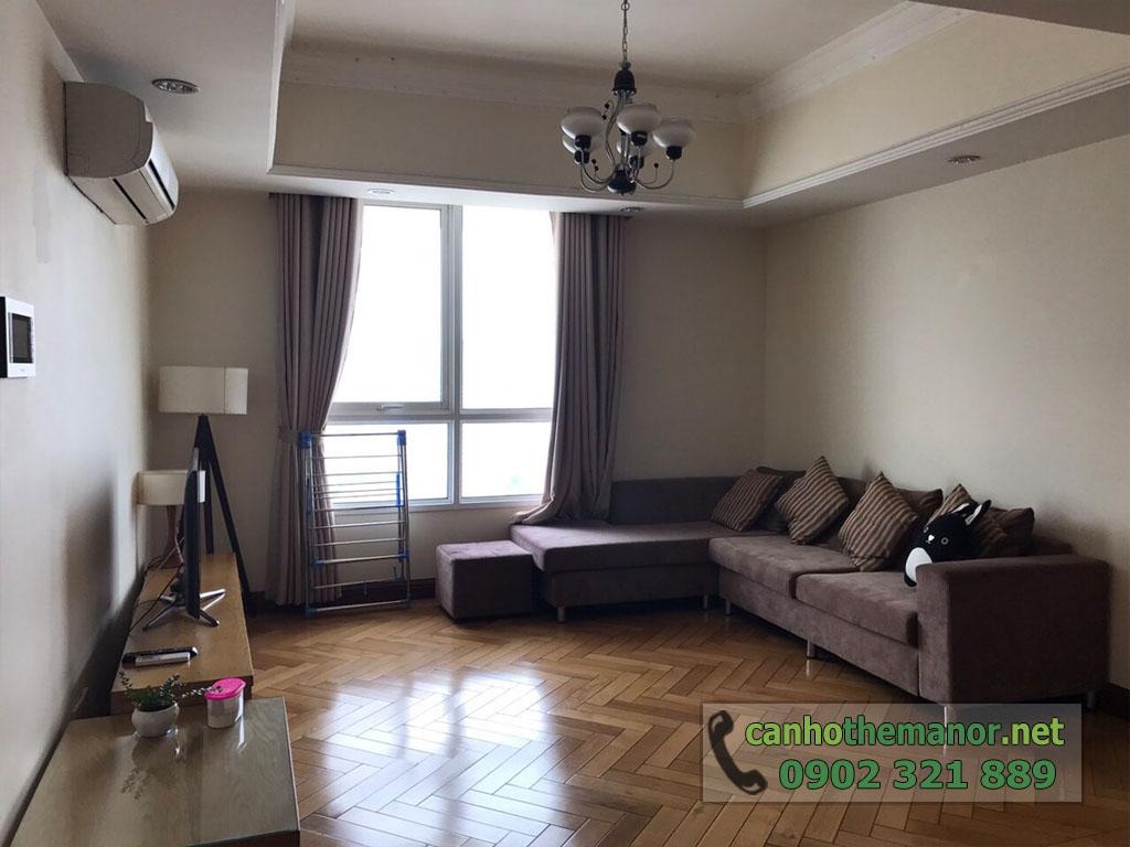 Bán/Cho thuê căn hộ có sổ hồng The Manor 2 tầng 26 nội thất cao cấp - hình 3