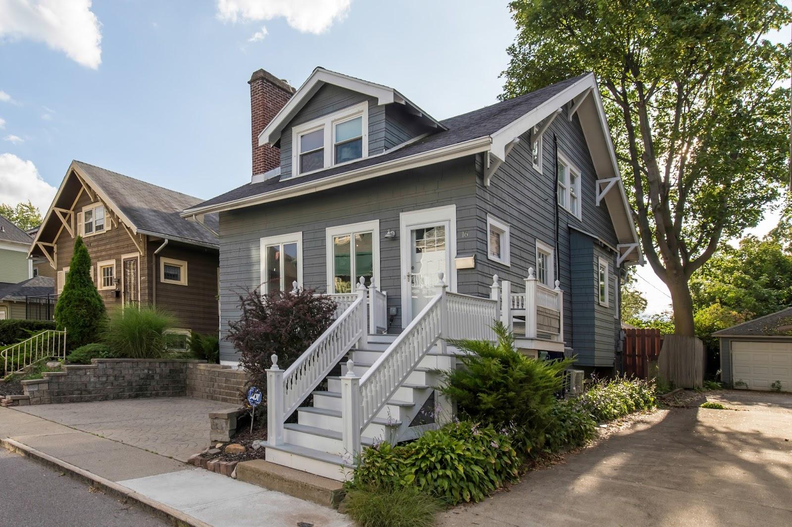 exterior real estate photographer Northville Ann Arbor, Canton, Novi, Wayne MI