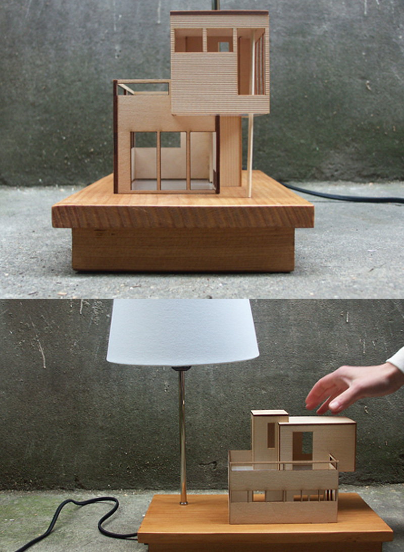 If It's Hip, It's Here (Archives): House Lamps by ...