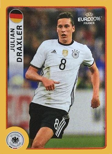 # 203 Uwe te-deutschland PANINI-EURO 92