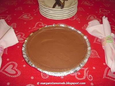 Margaret's Morsels | Chocolate Dream Pie