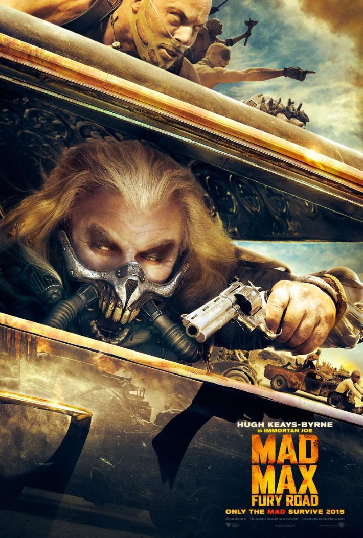 Poster 5: Mad Max Fury Road