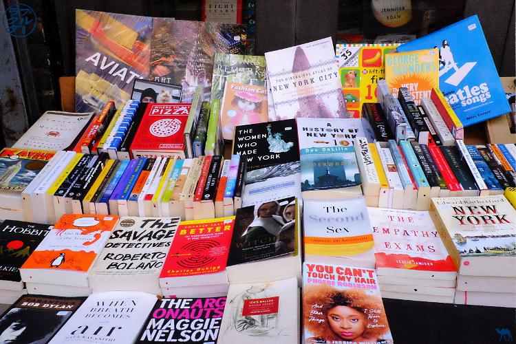 Le Chameau Bleu - Sélection de librairie à New York - USA