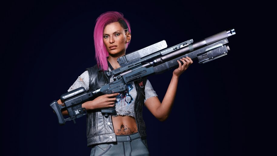 Cyberpunk 2077, V, Female, Nomad, 8K, #3.2247