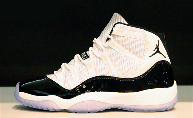 "d0372cace301be ... attentions are quickly turning towards the upcoming Air Jordan  11""Concord"" release. Officially set to drop on December 23rd"