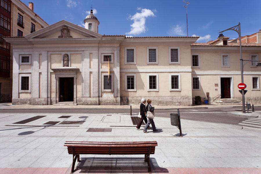Camino cisterciense m mar a evangelista fundadora - Santa ana valladolid ...