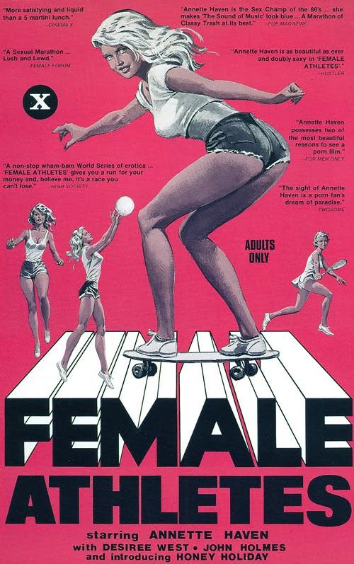 female athletes porn movie