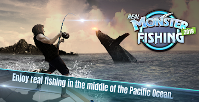 Monster Fishing Mod Apk