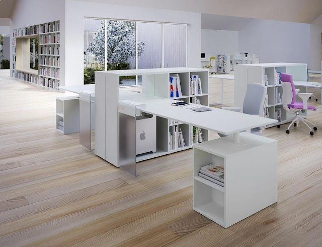 best buy modern white lacquer office furniture sets for sale online