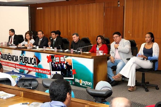 Deputado Wellington realiza audiência para debater retrocessos e avanços na saúde pública do Maranhão