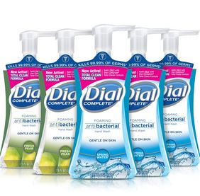 Dial Hand Wash