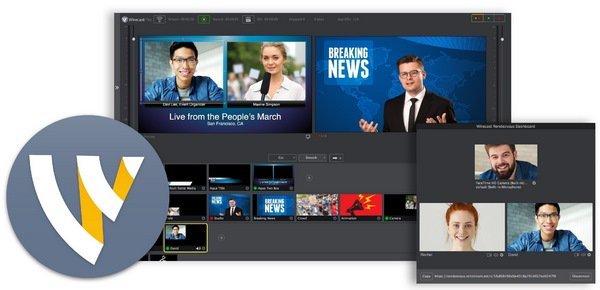 Telestream Wirecast Pro Full Transmisión de vídeo en vivo