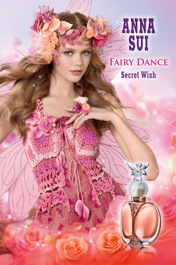 Review Anna Sui Fairy Dance Secret Wish