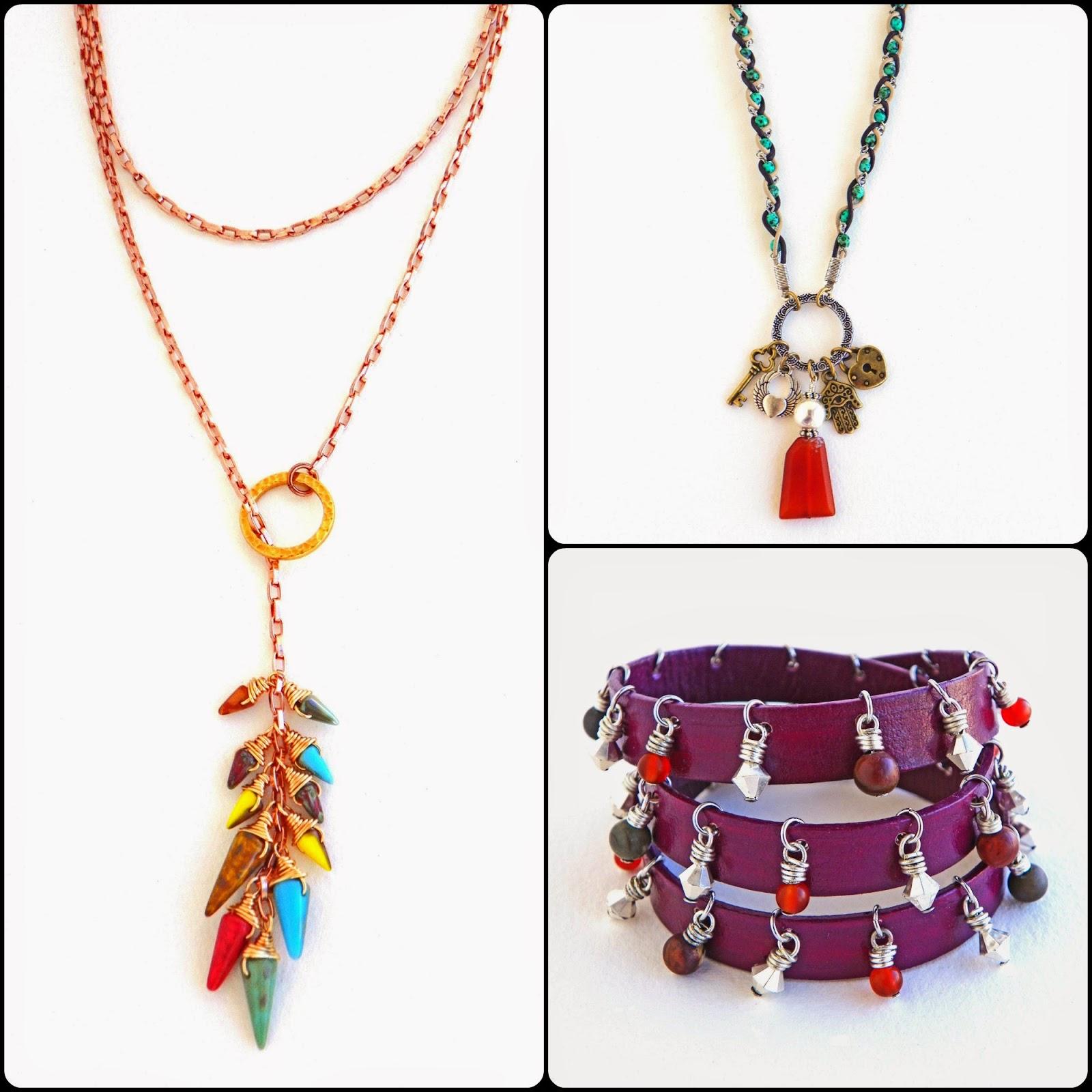 Erin Siegel Jewelry: Design Lounge Jewelry with DIY ...