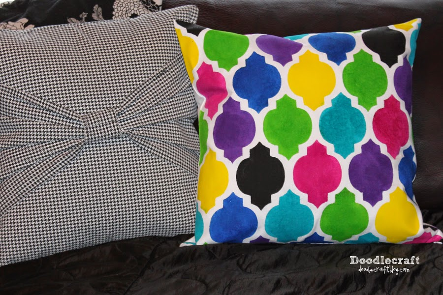 Paint A Pillow And Giveaway