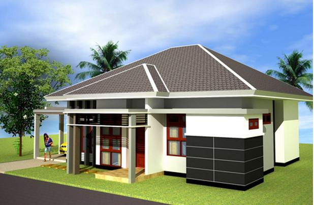 Desain Rumah Islami Yang Asri Rumah Sel