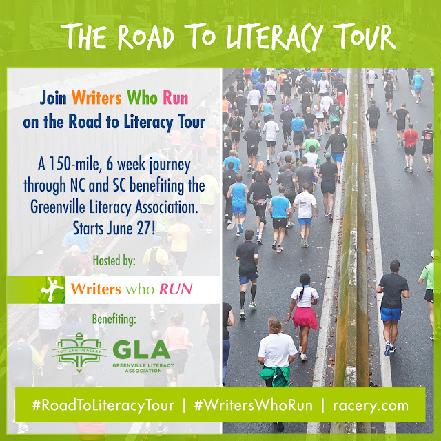 On the Road to Literacy Tour