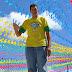 Ninão, o gigante paraibano de 2,37 metros, lança pré-candidatura a deputado
